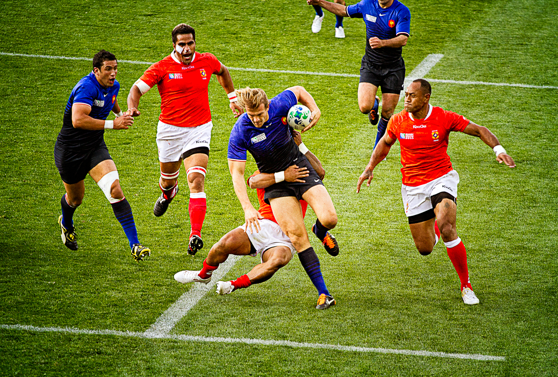 Coupe du Monde de Rugby : la finale