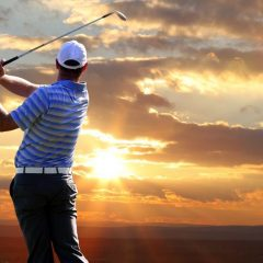 Die British Open – Golf