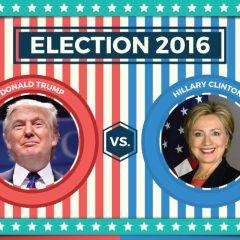 US Wahlen live im Fernsehen